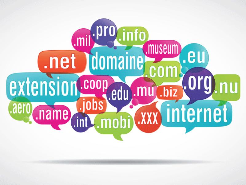 Nouvelles extensions de nom de domaine