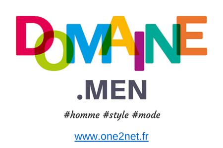 Extension de domaine .MEN