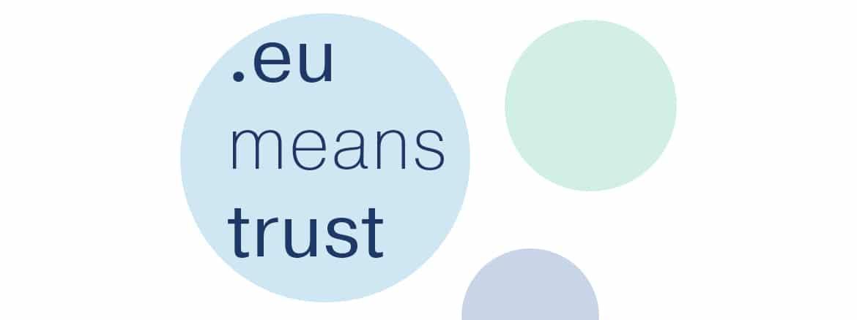 Domaine européen EU : une extension de confiance