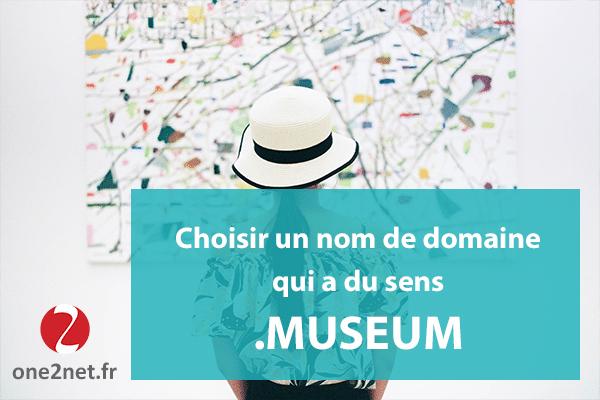 Le .museum, une extension internet historique redynamisée