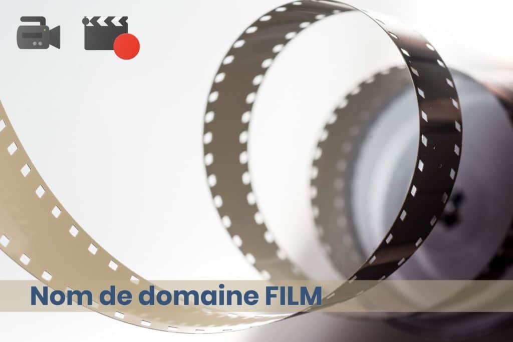 nom domaine film