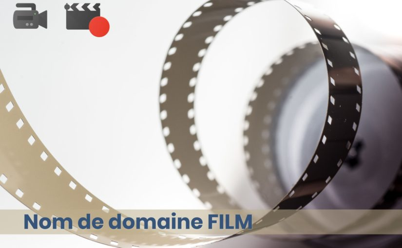 Les règles d'obtention des noms de domaine .FILM sont maintenant simplifiées.